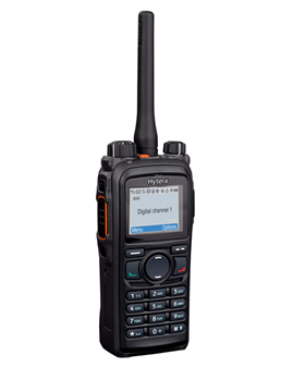 RÁDIO DIGITAL DMR HYTERA PD786