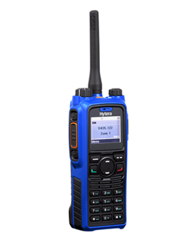 RÁDIO DIGITAL DMR HYTERA PD796Ex