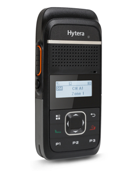 RÁDIO DIGITAL DMR HYTERA PD356
