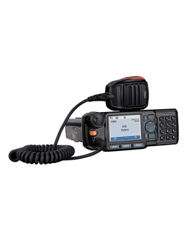 RÁDIO DIGITAL TETRA HYTERA MT680